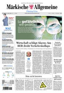 Märkische Allgemeine Fläming Echo - 24. Januar 2019