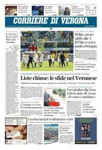 Corriere di Verona - 13 Maggio 2018