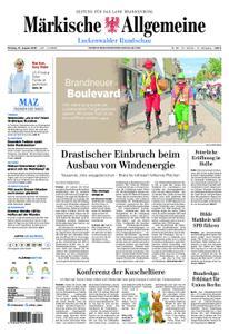 Märkische Allgemeine Luckenwalder Rundschau - 19. August 2019