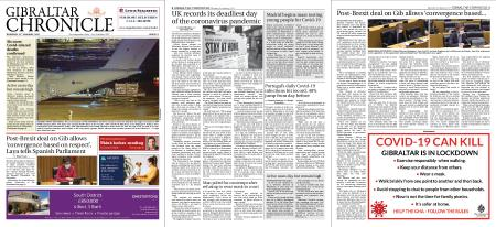 Gibraltar Chronicle – 21 January 2021