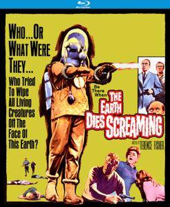 The Earth Dies Screaming (1964) [w/Commentary]