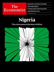 The Economist Middle East and Africa Edition – 23 October 2021