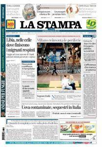 La Stampa - 12 Agosto 2017