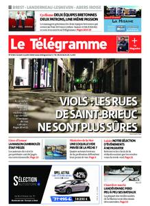 Le Télégramme Brest Abers Iroise – 11 juillet 2020
