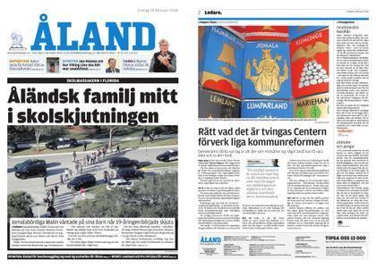 Ålandstidningen – 16 februari 2018