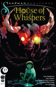 House of Whispers 017 2020 Digital Oracle