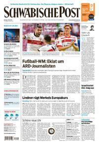 Schwäbische Post - 14. Mai 2018