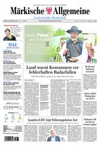 Märkische Allgemeine Luckenwalder Rundschau - 09. September 2019