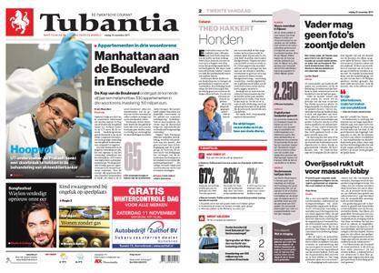 Tubantia - Enschede – 10 november 2017