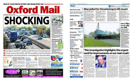 Oxford Mail – January 10, 2018