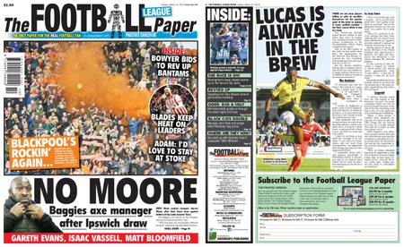 The Football League Paper – March 10, 2019