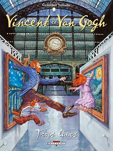 Vincent et Van Gogh - Tome 2 - Trois Lunes