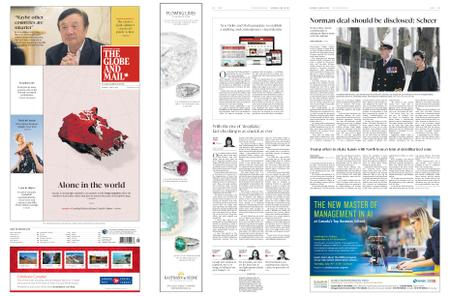 The Globe and Mail – June 29, 2019