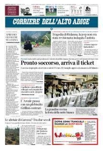 Corriere dell'Alto Adige – 26 luglio 2019