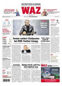WAZ Westdeutsche Allgemeine Zeitung Oberhausen-Sterkrade - 20. Dezember 2017