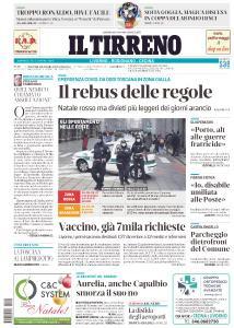 Il Tirreno Livorno - 20 Dicembre 2020
