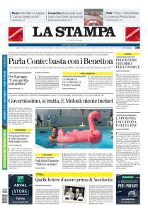 La Stampa Imperia e Sanremo - 13 Luglio 2020