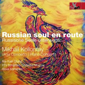Alexei Kornienko, Moscow RTV Symphony Orchestra - Russian Soul en Route (2019)