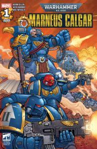 Warhammer 40,000-Marneus Calgar 001 2020 Digital Zone