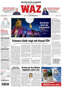 WAZ Westdeutsche Allgemeine Zeitung Duisburg-West - 01. Juli 2019