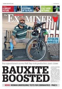 The Examiner - January 30, 2020