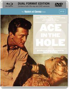 Ace In The Hole (1951) + Extras