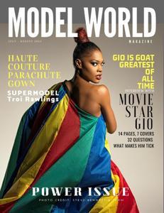 Model World Magazine - July 2019