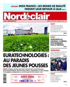 Nordéclair Lille - 24 avril 2018