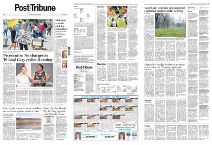 Post-Tribune – November 20, 2020