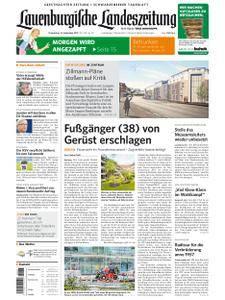 Lauenburgische Landeszeitung - 14. September 2017