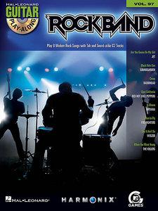Guitar Play-Along Vol. 97 - Rock Band