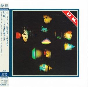 U.K. - U.K. (1978) [Japanese Limited SHM-SACD 2014] PS3 ISO + Hi-Res FLAC