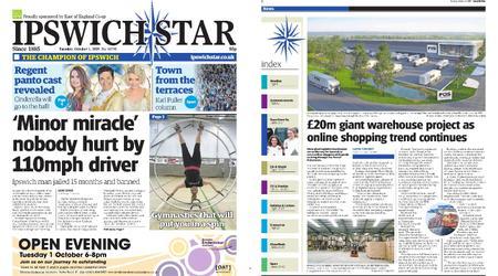 Ipswich Star – October 01, 2019