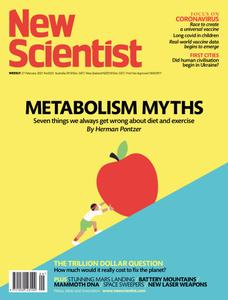 New Scientist Australian Edition – 27 February 2021