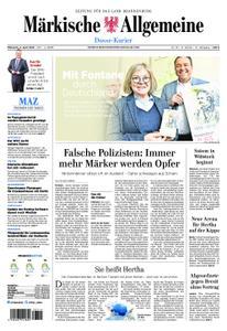 Märkische Allgemeine Dosse Kurier - 03. April 2019
