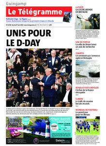 Le Télégramme Guingamp – 07 juin 2019