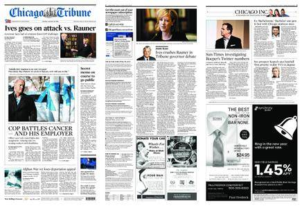 Chicago Tribune – January 30, 2018