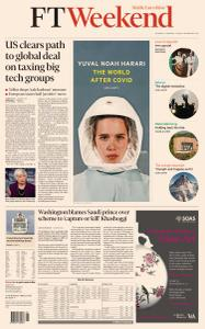 Financial Times Middle East - February 27, 2021