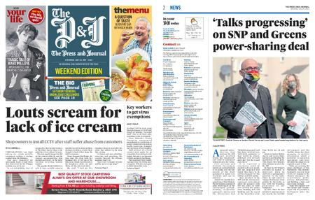 The Press and Journal Moray – July 24, 2021