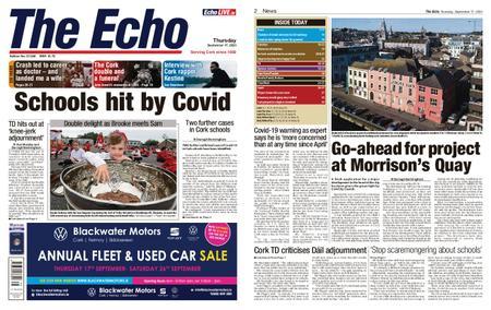 Evening Echo – September 17, 2020