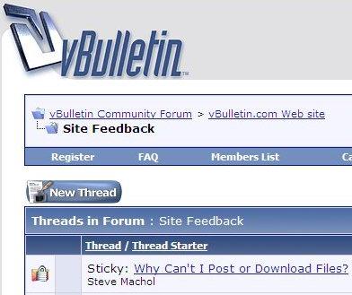 vBulletin 3.0.14 (Forum Script)