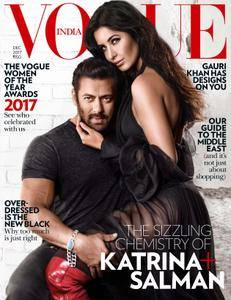 Vogue India - December 2017