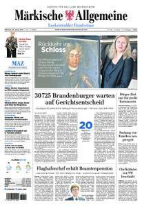 Märkische Allgemeine Luckenwalder Rundschau - 31. Januar 2018