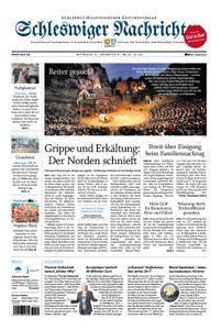 Schleswiger Nachrichten - 31. Januar 2018