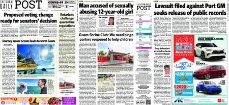 The Guam Daily Post – July 17, 2020