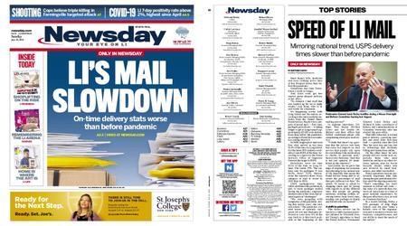 Newsday – July 25, 2021