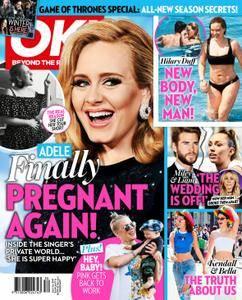 OK! Magazine Australia - July 24, 2017