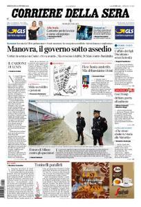 Corriere della Sera – 10 ottobre 2018