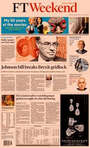 Financial Times Europe – 21 December 2019