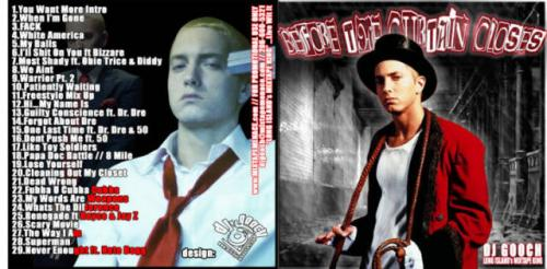 Eminem - Before The Curtain Closes 2006